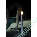 Kép 2/11 - ATILA INOX KERTI ÁLLÓLÁMPA 12V 2W LED