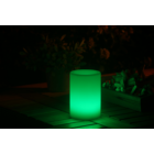 ASZTALI LED lámpa henger alakú