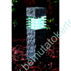 PHOBOS kőhatású kerti állólámpa