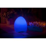 MUSIC EGG ASZTALI LED lámpa