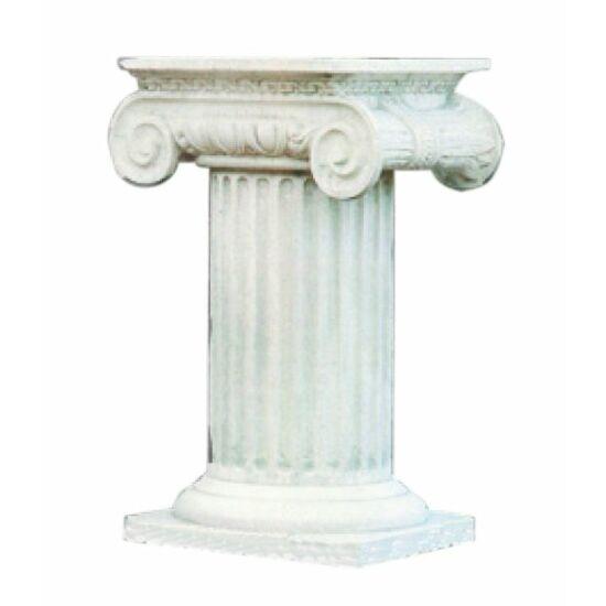 VERONA antik szobor talp , TV állvány