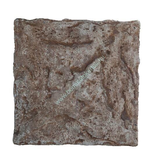 NATURAL OSZLOPFEDLAP 49X49 CM